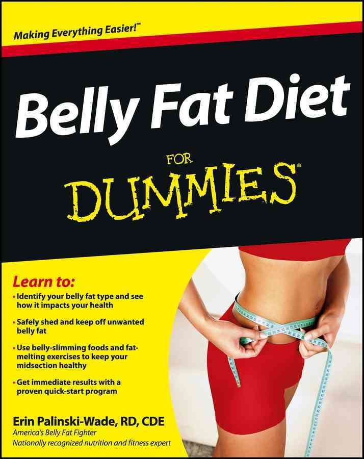 Belly Fat Diet for Dummies By Palinski, Erin